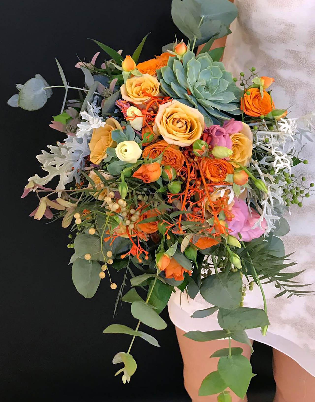 Flores Exóticas? Sim! Nós amamos!